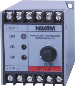 Current or Voltage Transducer