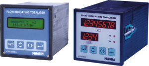 Flow Indicating Totalizer